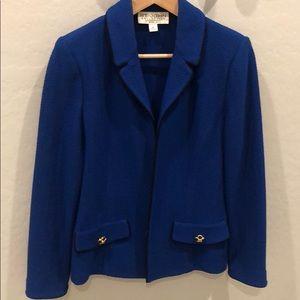 St. Johns's royal blue timeless jacket